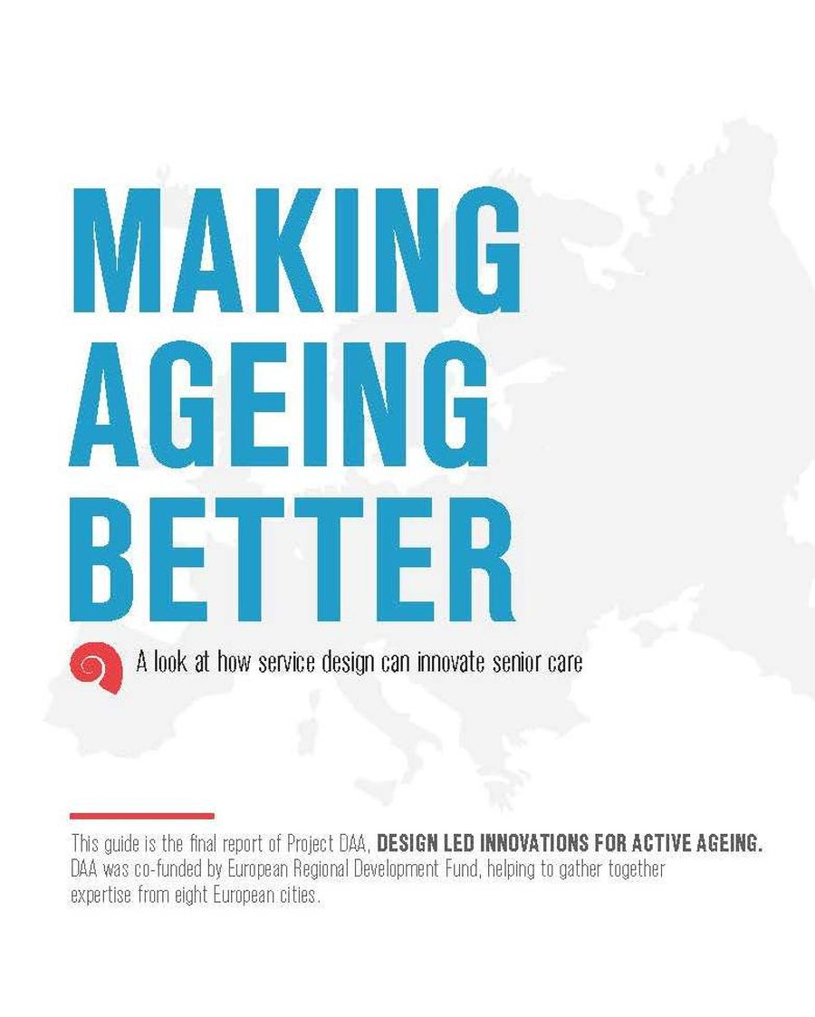 Making ageing better
