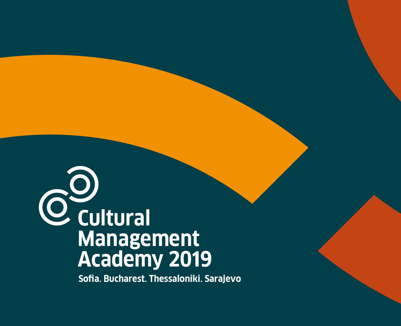 CULTURAL MANAGEMENT ACADEMY 2019