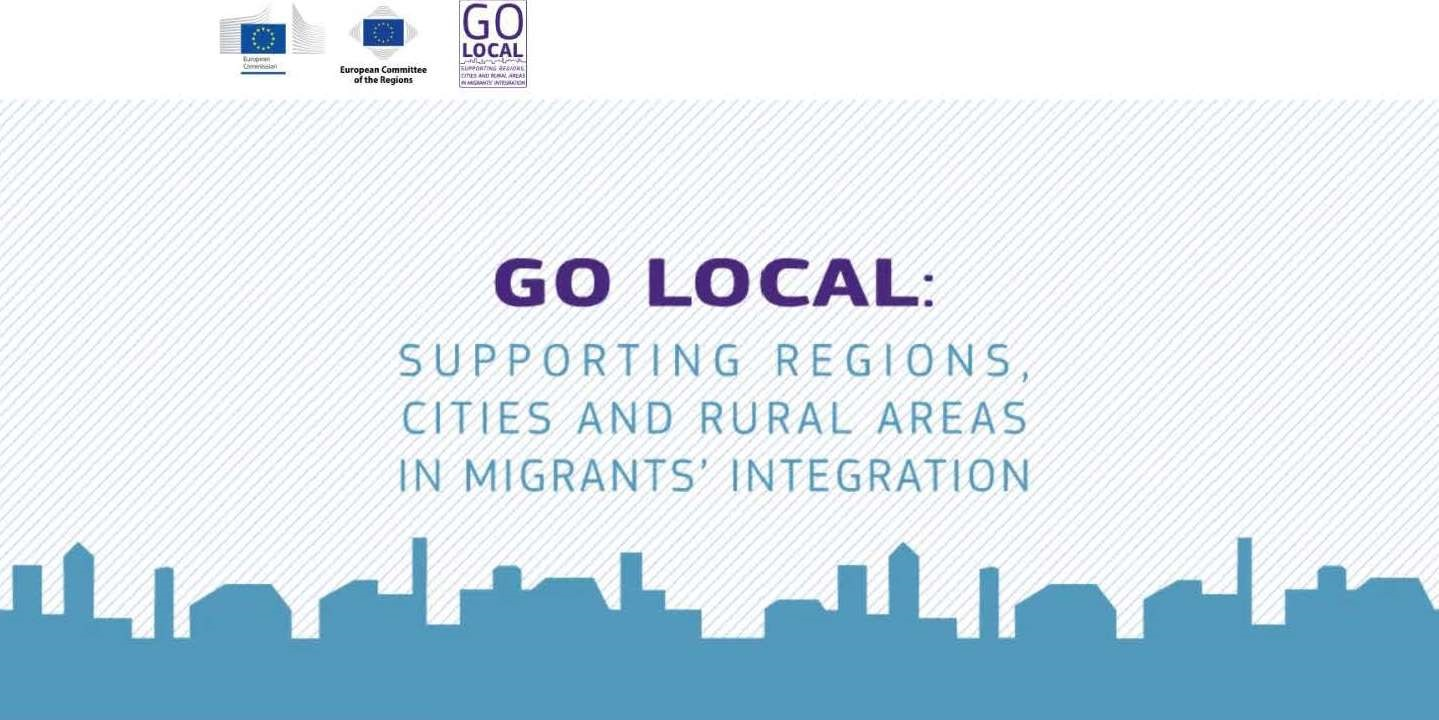 "Participate in the conference ""Go local: Supporting regions, cities and rural areas in migrants' inclusion"""