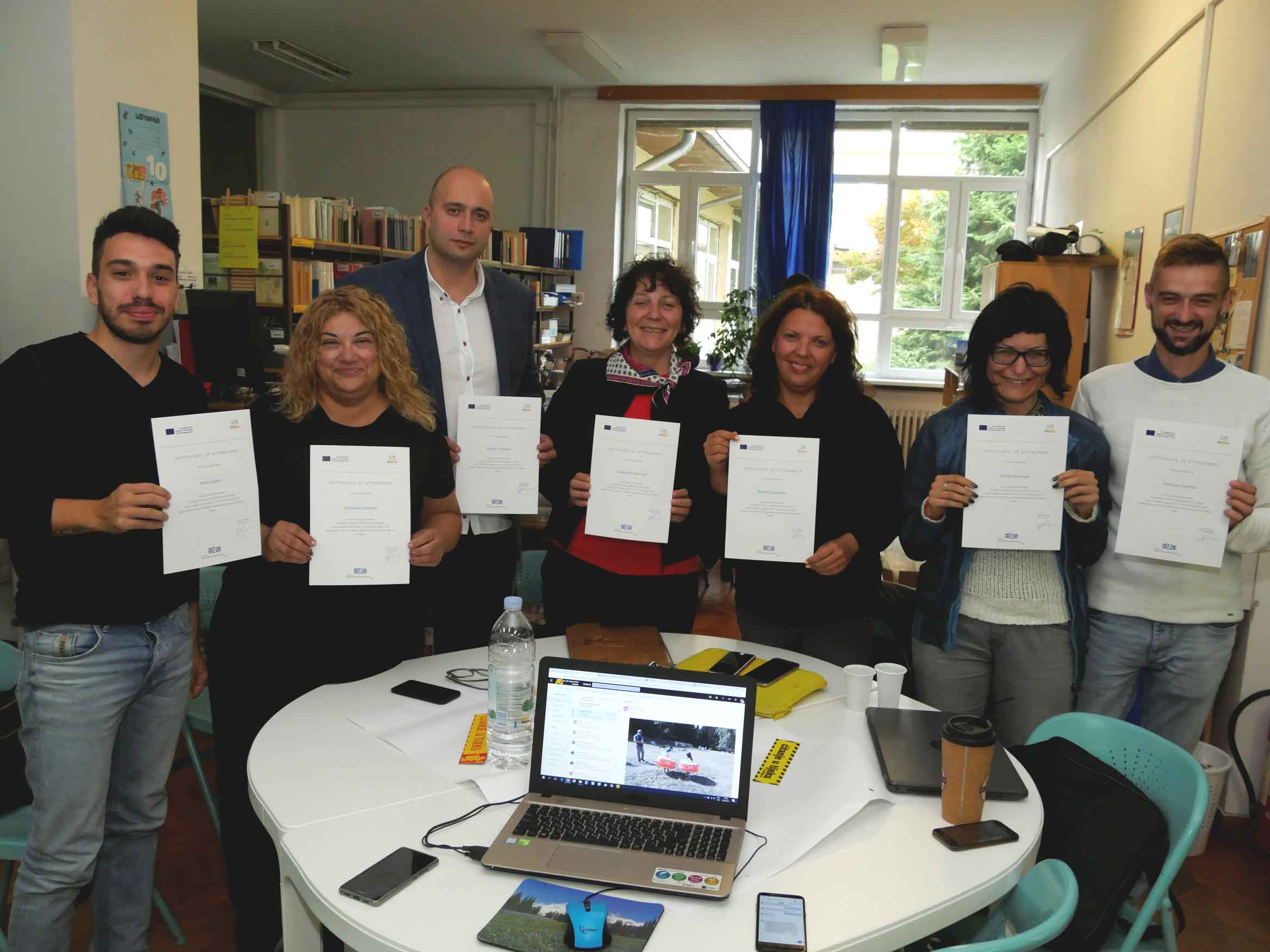 MEDIA AND INFORMATION LITERACY TRAINING OF TRAINERS IN OSIJEK, CROATIA